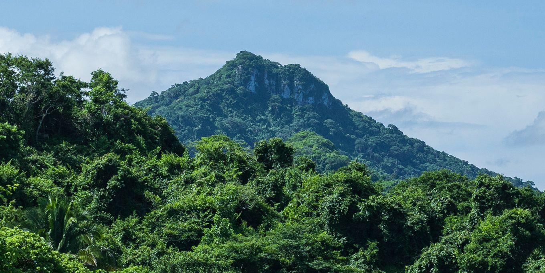 Cerro del Mono en Nayarit.