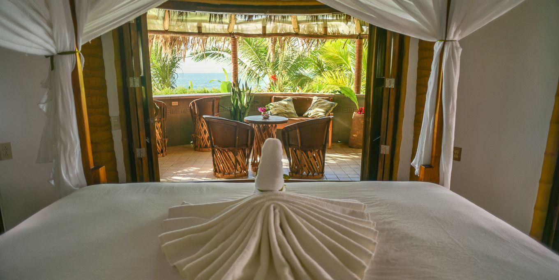 Villa 5 for Pabellon para cama king size