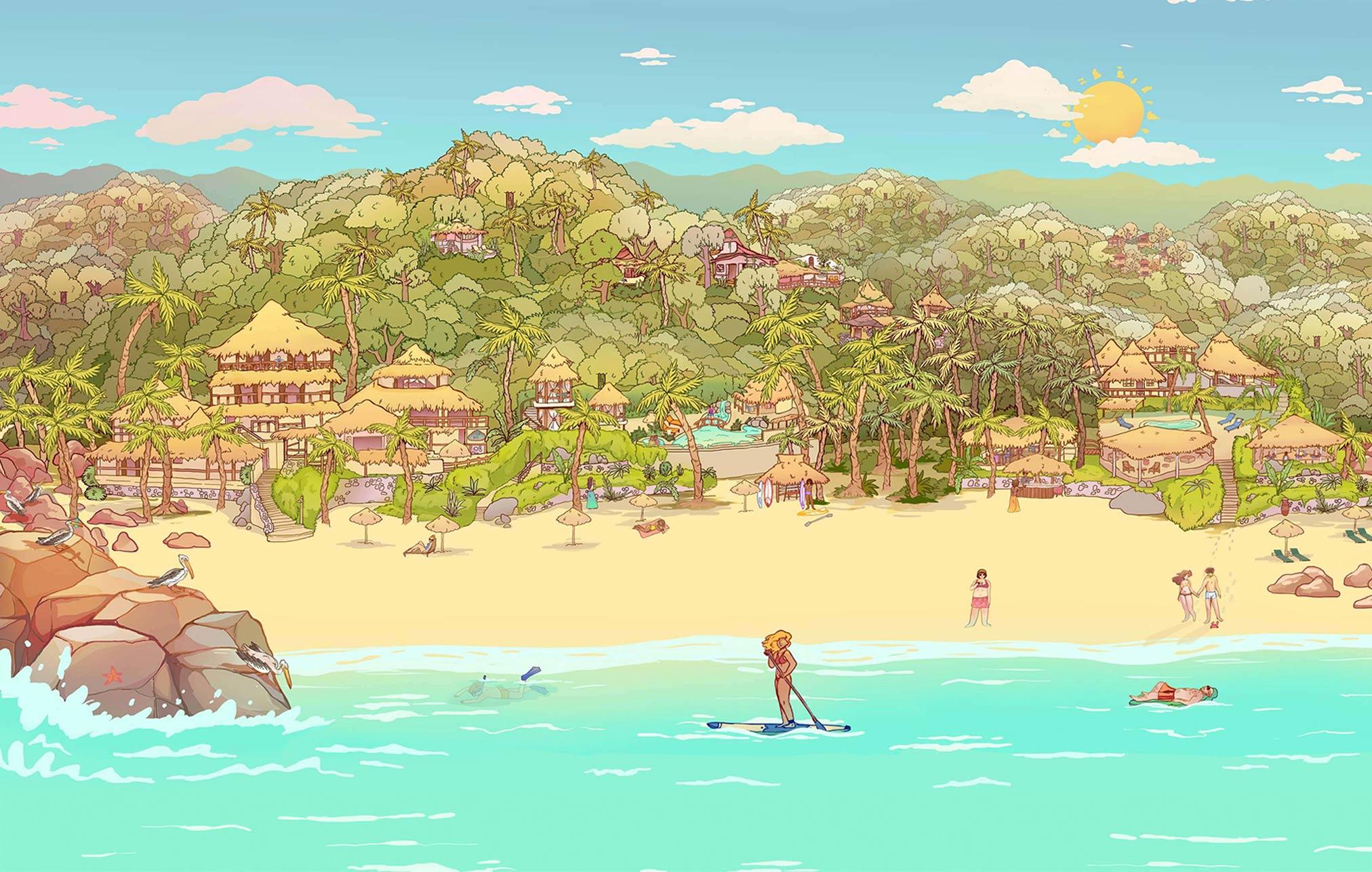 Playa Escondida Sayulita Boutique Hotel And Exotic Hideaway
